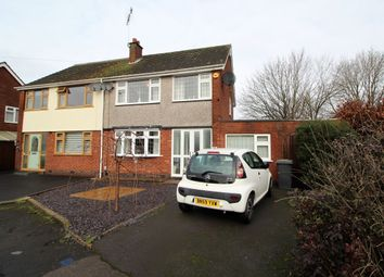 Thumbnail 3 bed semi-detached house for sale in Mayfield Close, Bedworth