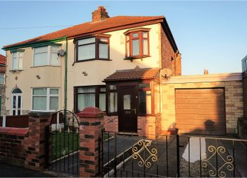 Thumbnail 3 bed semi-detached house for sale in Hawthorne Road, Prescot