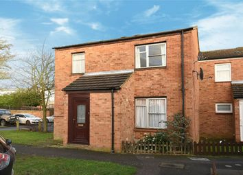 Thumbnail 3 bed end terrace house for sale in Leighfield Close, Bedford