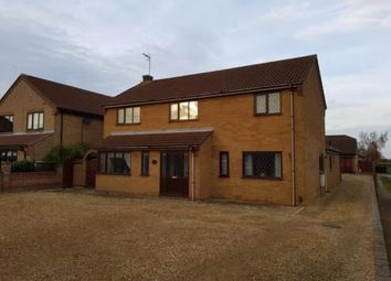 Thumbnail 4 bedroom detached house for sale in Stonald Road, Whittlesey, Peterborough