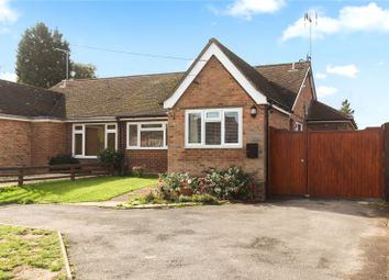 Thumbnail 3 bed semi-detached bungalow for sale in Westwood Lane, Normandy, Guildford, Surrey