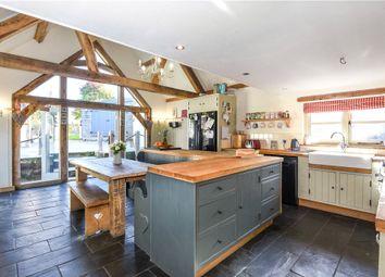 Thumbnail 5 bed end terrace house for sale in Partway Lane, Hazelbury Bryan, Sturminster Newton, Dorset