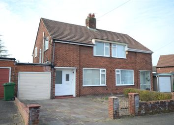 Thumbnail 3 bed semi-detached house for sale in Millcroft Road, Woolton, Liverpool