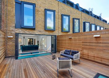 Thumbnail 4 bed town house for sale in The Station, East Dulwich