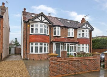 Thumbnail 4 bed semi-detached house for sale in Grand Drive, London