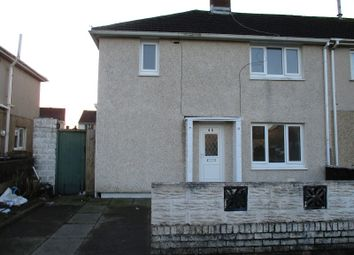 Thumbnail 3 bed end terrace house to rent in Gordon Crescent, Port Talbot, Neath Port Talbot.