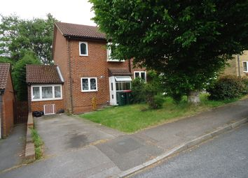 Thumbnail 2 bed semi-detached house to rent in Wye Close, Crawley