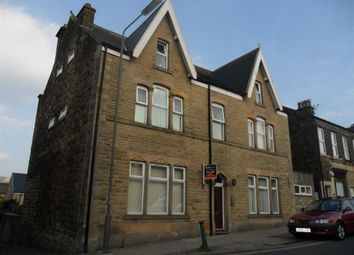 Thumbnail 1 bedroom flat to rent in Station Road, Glossop, Derbyshire