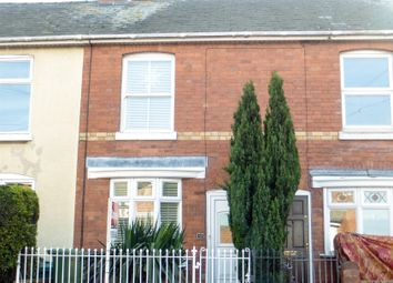 Thumbnail 3 bed terraced house for sale in Grandstand Road, Hereford