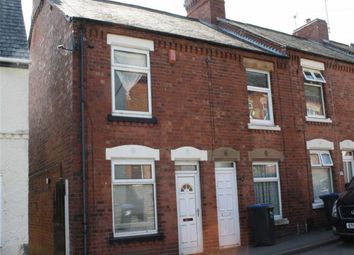 Thumbnail 2 bed end terrace house for sale in Stamford Street, Ratby, Leicester