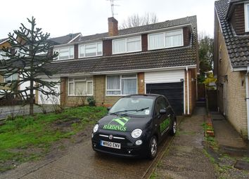 Thumbnail 4 bed semi-detached house to rent in Vine Way, Brentwood