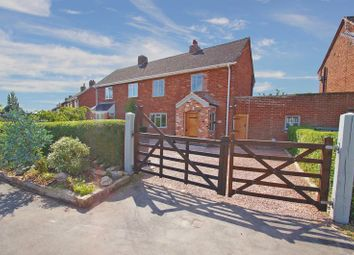 Thumbnail 2 bed semi-detached house for sale in Bishop Hall Crescent, Bromsgrove