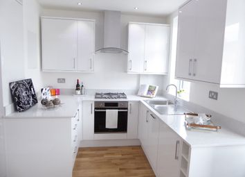 Thumbnail 2 bed flat to rent in Caithness Road, Tooting Borders