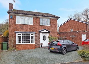 Thumbnail 4 bed detached house for sale in Bridge Close, Weston, Stafford