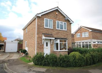 Thumbnail 3 bed detached house for sale in Alexander Close, Thirsk