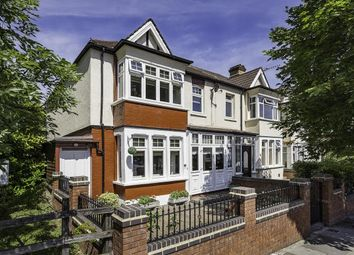 Thumbnail 3 bed terraced house for sale in Hedge Lane, Palmers Green