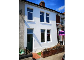 Thumbnail 3 bedroom terraced house for sale in Radnor Road, Canton