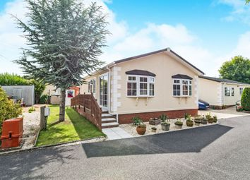 Thumbnail 2 bed mobile/park home for sale in Mullenscote Mobile Home Park, Weyhill, Andover