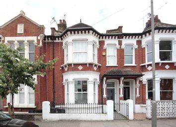Thumbnail 4 bedroom terraced house to rent in Aliwal Road, Battersea, London