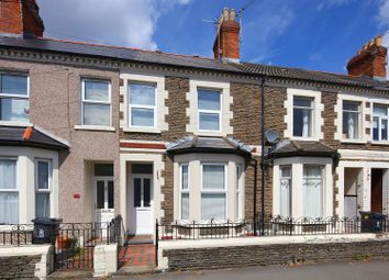 Thumbnail 2 bed property for sale in Arran Street, Roath, Cardiff