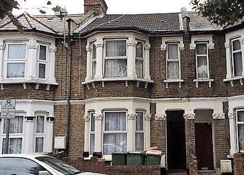 Thumbnail 1 bed flat to rent in Kempton Road, East Ham