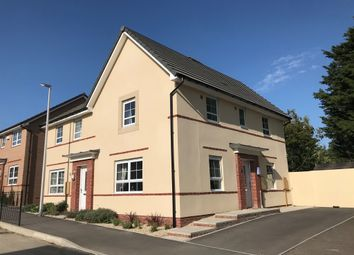 Thumbnail 3 bed semi-detached house for sale in Ffordd Merrett, Dinas Powys