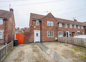 Ridgeway, Acomb, York YO26. 2 bed end terrace house for sale