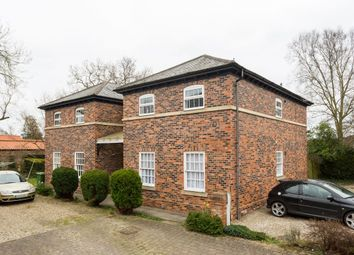Thumbnail 2 bedroom flat for sale in Station Square, Strensall, York