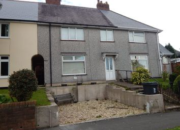Thumbnail 3 bed terraced house to rent in Radnor Road, St Julians, Newport