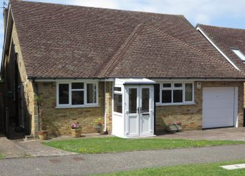 Thumbnail 2 bedroom detached bungalow for sale in Alfriston Park, Seaford