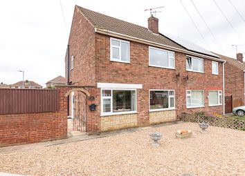 Thumbnail 3 bedroom semi-detached house for sale in Sunway Grove, Scunthorpe, North Lincolnshire