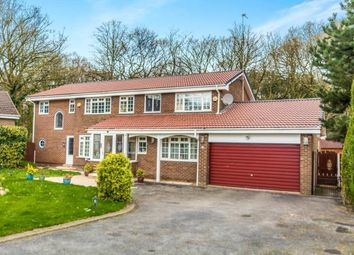 Thumbnail 5 bed detached house for sale in The Glen, Heaton, Bolton, Greater Manchester