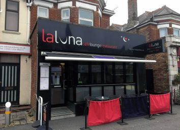 Thumbnail Restaurant/cafe for sale in Charminster Road, Bournemouth