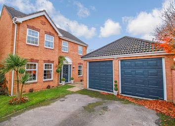 Thumbnail 3 bedroom detached house for sale in The Nurseries, Langstone, Newport
