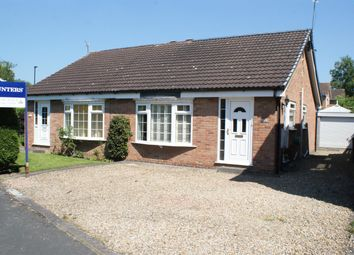 Thumbnail 2 bed semi-detached bungalow for sale in Kirklands, Strensall, York