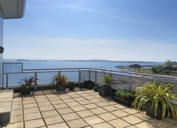 Thumbnail 3 bed flat to rent in Puffin House, Harbour Reach, Poole