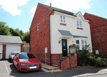 Thumbnail 3 bed detached house for sale in Wellington Grove, Cinderford