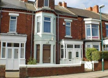 Thumbnail 2 bed flat for sale in Hartington Terrace, South Shields