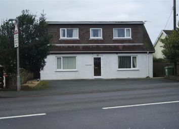 Thumbnail 4 bed detached bungalow for sale in Milford Road, Johnston, Haverfordwest