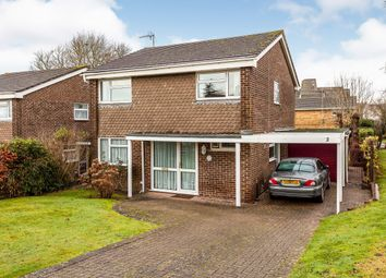 Thumbnail 4 bed detached house to rent in Oak Hall Park, Burgess Hill