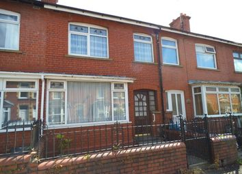 Thumbnail 3 bed terraced house for sale in Coronation Street, Aberkenfig, Bridgend