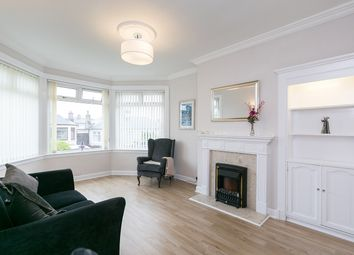 Thumbnail 3 bed bungalow for sale in Marionville Crescent, Meadowbank, Edinburgh