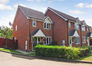 Thumbnail 2 bed end terrace house for sale in Avebury Close, Horsham, West Sussex