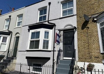 Thumbnail 3 bed terraced house for sale in Clifton Street, Margate, Kent, .