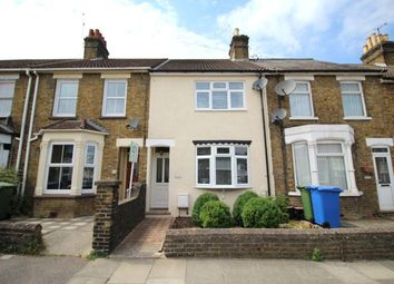 Thumbnail 3 bed terraced house for sale in Rock Road, Sittingbourne