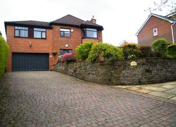 Thumbnail 4 bed detached house for sale in Blundering Lane, Stalybridge