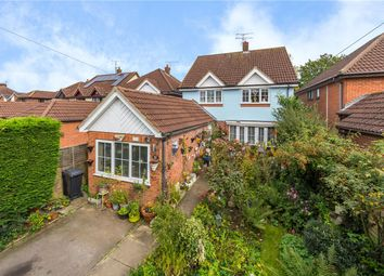 Thumbnail 4 bed detached house for sale in Bullens Green Lane, Colney Heath, St. Albans, Hertfordshire
