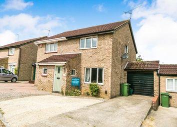 Thumbnail 2 bed semi-detached house for sale in Tilehurst, Reading, Berkshire