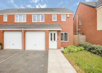 Thumbnail 3 bed semi-detached house for sale in Colerne Street, Ettingshall, Wolverhampton