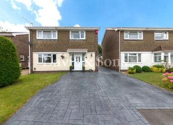 Thumbnail 4 bed detached house for sale in Ruskin Avenue, Rogerstone, Newport.